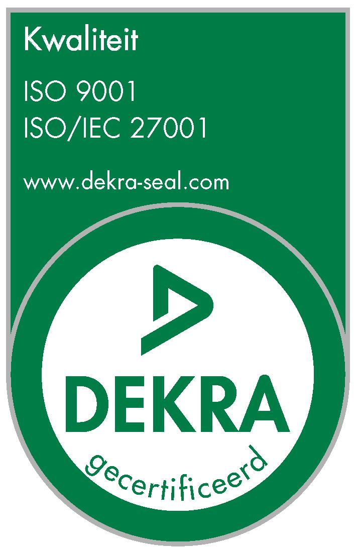 ISO 9001 ICT Spirit ISO Certificeringen