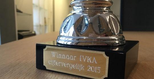 ICT Spirit wint IVKA bokaal over boekjaar 2015