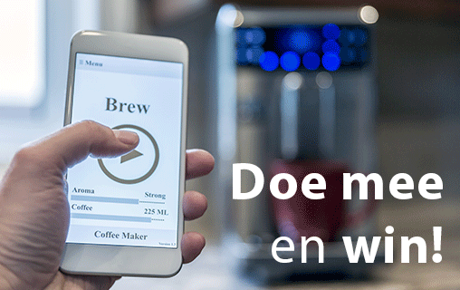 Wedstrijd IoT business case | HPE Discover Haaksbergen