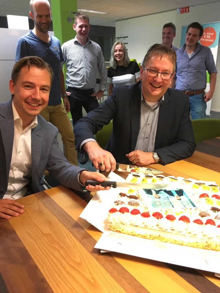 Rene Blokhuis en Jan Swaters geslaagd voor CDPO