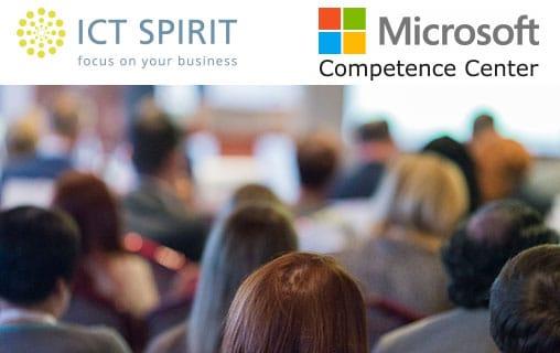 Microsoft Inspire @ICT Spirit 10 oktober a.s.