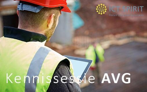 Kennissessie AVG voor Handel, Bouw & Industrie en Dienstverlening op 8 maart