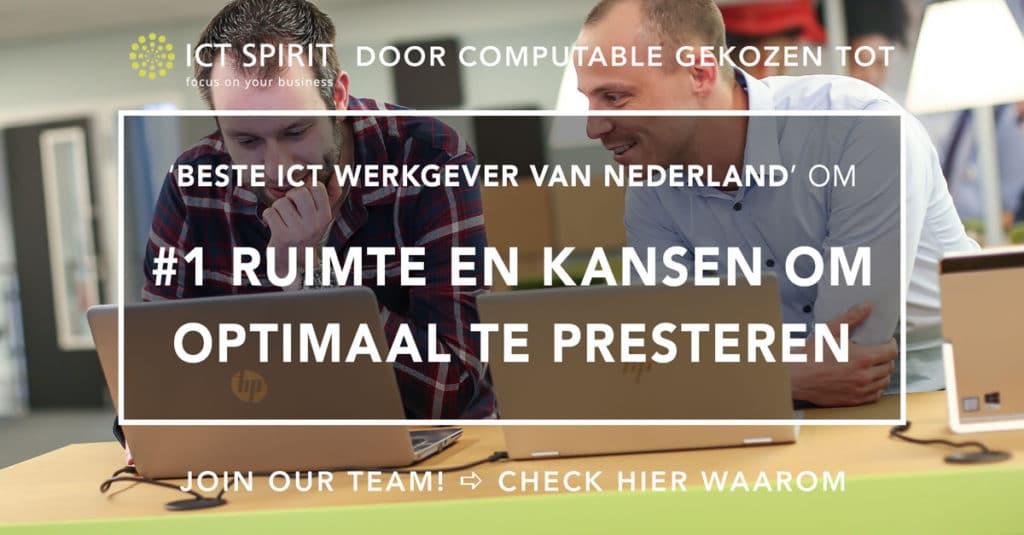 Beste-ICT-werkgever-van-Nederland-ICT-Spirit_Ruimte-en-kansen-om-optimaal-te-presteren