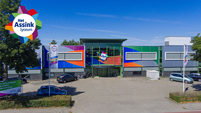 Met FG-as-a-Service is de continuïteit bij Het Assink lyceum gewaarborgd