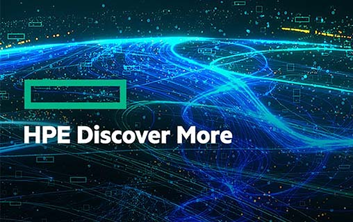 HPE Discover More 2019 op 19 november